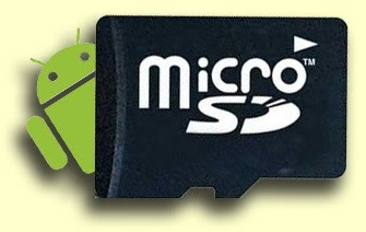 Android MicroSD